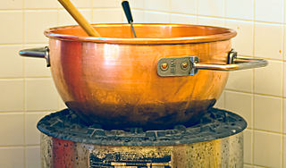 Bright Copper Kettle